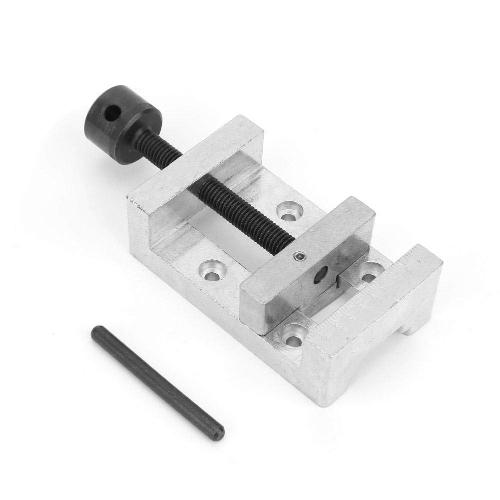 Acogedor Metal Machine Vise, Wood Turning Machine Accessory,High Precision,for Fixing Workpiece and Material.