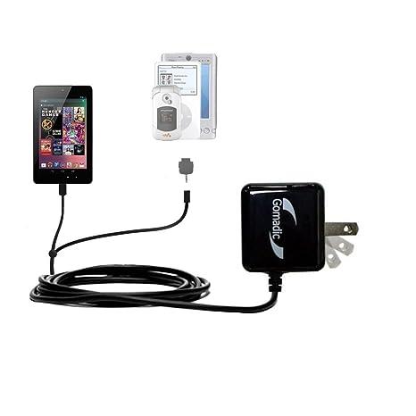 Amazon.com: Gomadic Multi port Home AC Cargador de pared ...