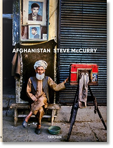 Steve McCurry. Afghanistan (Multilingual -