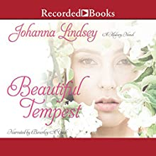 Beautiful Tempest Audiobook by Johanna Lindsey Narrated by Beverley A. Crick