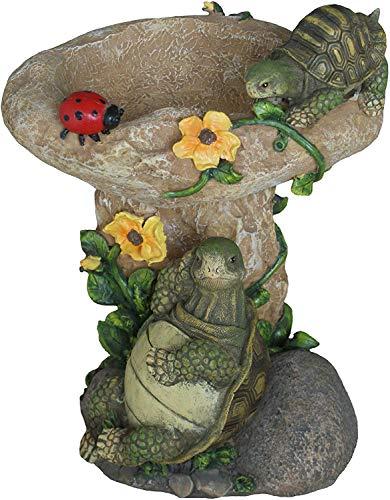 Lovely Turtle - G-MART Bird Feeder with Lovely Turtles Design