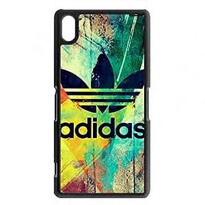 For Sony Xperia Z2 Phone Funda,The Logo Of Adidas Phone Funda For Sony Xperia Z2,Back Adidas Print Hard Plastic Phone Funda Nike011