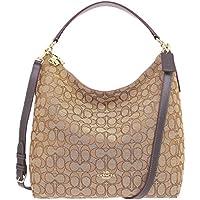 Outline Signature Celeste Hobo Shoulder Crossbody Bag Purse Handbag