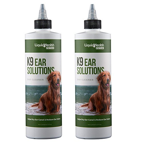 - For Animals K9 Ear Solutions Liquid Health 12 oz Liquid (2-Pack)