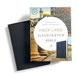 CSB Holy Land Illustrated Bible, Premium Black