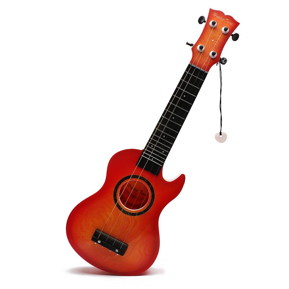 Amazon Musical Ukulele Guitar Learning Toys Hanmun Guitar