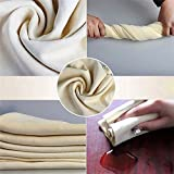 Large Size Natural Chamois Leather Car Cleaning Cloth Washing Absorbent Drying Towel