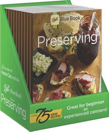 - New Ball Blue Book Canning Preserving Cooking Guide Great Sale