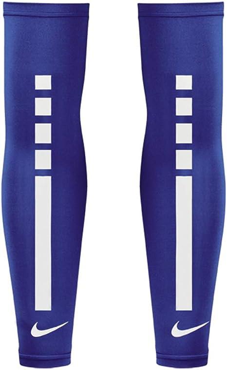 Nike - Par de manguitos cubre brazos Elite UV Sleeves Basket ...