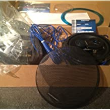 """Audiobahn AS65Q 6.5"""" 3-Way Coupled Component Speaker (PAIR)"""