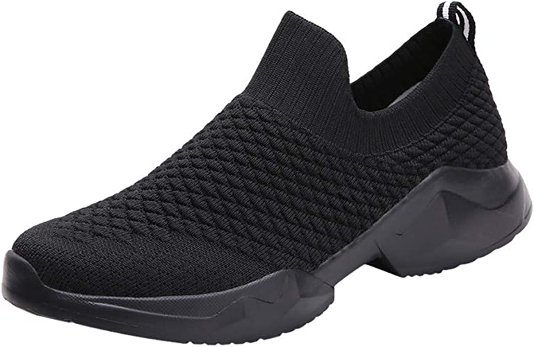 HOUMENGO Zapatillas Deportivas de Mujer Gimnasio Zapatos Running ...