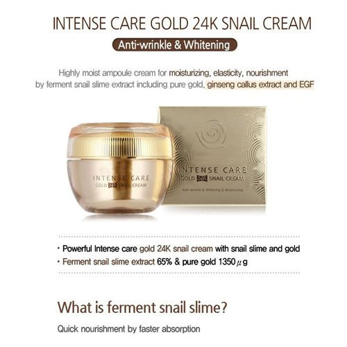 24 Carat Gold Face Cream - 6