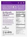 Navitas Organics Acai Powder, 8 oz Bag, 76 Servings