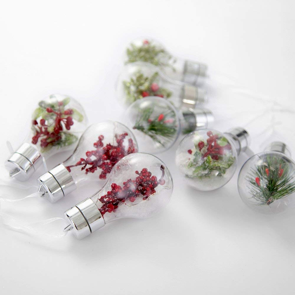 Pine Cone, 2.2-8pk 2.2/'/'- 8pk Wedding Party Home Decors Comix Christmas Tree Hanging Ornaments Decorations Xmas Trees Ornament