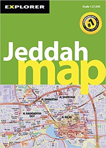 Riyadh Map (Explorer Maps) books pdf file