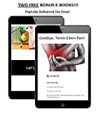 SPECIAL-SALE-Elbow-Brace-2-pack-with-Compression-Pad-Best-Tennis-Golfers-Elbow-Support-Braces-Relieves-Tendonitis-and-Forearm-Pain-Two-Elbow-Strap-Bands-Two-Bonus-E-Books