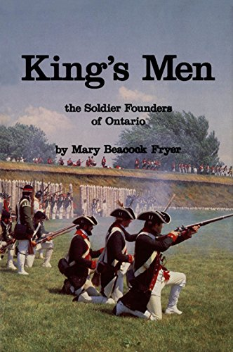 King's Men: The Soldier Founders of (King 9 Fryer)