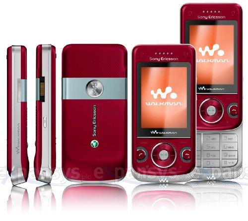 amazon com sony ericsson w760 fancy red phone unlocked intl rh amazon com Sony Ericsson W580i Sony Ericsson Walkman