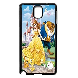 Steve-Brady Phone case Beauty and The Beast Protective Case For Samsung Galaxy NOTE4 Case Cover Pattern-9 by runtopwell