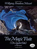 img - for The Magic Flute (Die Zauberflote) in Full Score (Dover Music Scores) book / textbook / text book