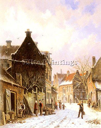 Village Street Scene - 7