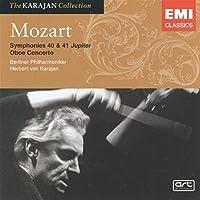 Mozart: Oboe Concerto K314; Symphonies Nos. 40 & 41