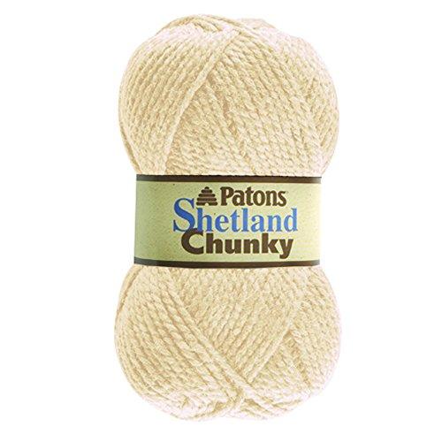 Aran Weight Yarn (Paton Shetland Chunky Yarn, Aran)