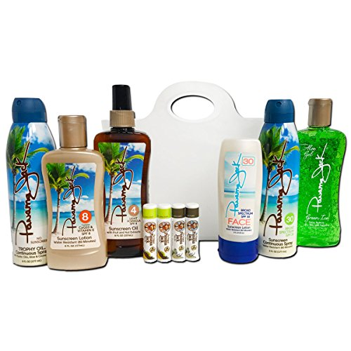Panama Jack Sun-Kissed Glow Sunscreen Gift Set