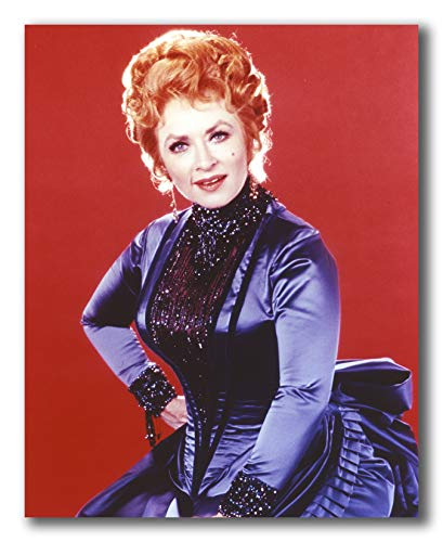 Globe Photos ArtPrints Amanda Blake Posed in Dress Portrait - 8