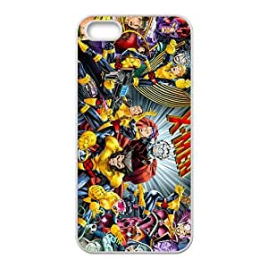 X-MEN Anime cartoon durable Cell Phone Case for iPhone 5S