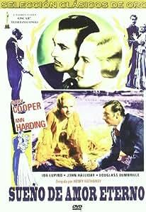 Sueño De Amor Eterno [DVD]: Amazon.es: Gary Cooper, Ann