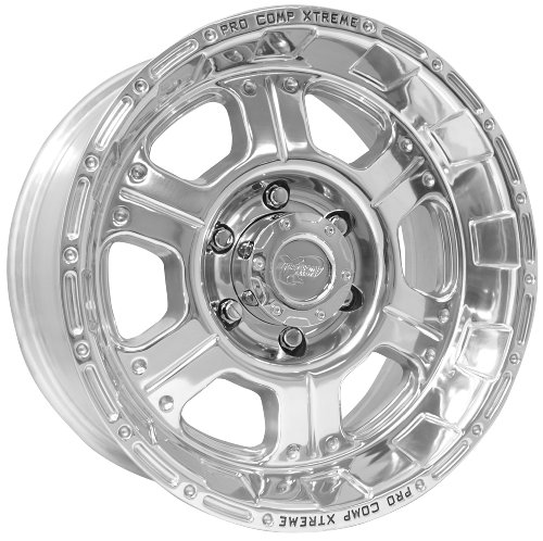 Pro Comp Alloys Series 89 Wheel with Polished Finish (17x8