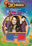 Icarly 3D Spring Activity Annual