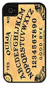 CellPowerCasesTM Ouija Board Spooky -Protective 2 Layer iPhone 6 plus 5.5 Black Case - Fits iPhone 6 plus 5.5 & iPhone 6 plus 5.5