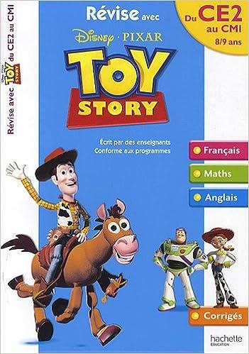 Télécharger en ligne Révise avec Toy Story du CE2 au CM1 : 8-9 ans pdf, epub
