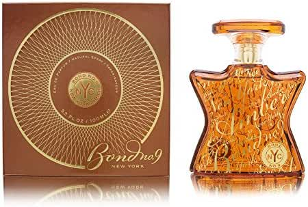 Bond No. 9 New York Amber Eau de Parfum Spray for Unisex, 3.3 oz