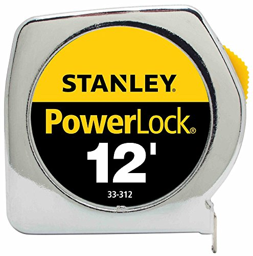 Stanley Hand Tools 33-312 3/4'' X 12' PowerLock® Professional Tape Measure by Stanley Tools