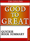 Good To Great by Jim Collins| Quickie Book Summary (English Edition)