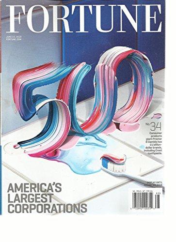 fortune-500-magazine-june-15th-2016-vol-173-americas-largest-corporations