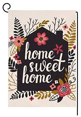 BLKWHT Home Sweet Home