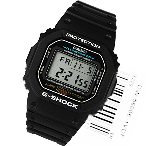 Casio G-shock Classic Core Watch Dw5600e-1