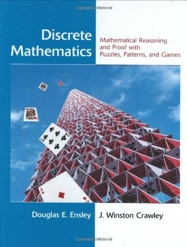 By Doug Ensley - Discrete Mathematics: 1st (first) Edition