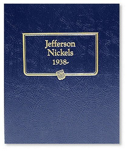 Jefferson Nickel Peace Medal - Jefferson Nickels 1938-2003, Album