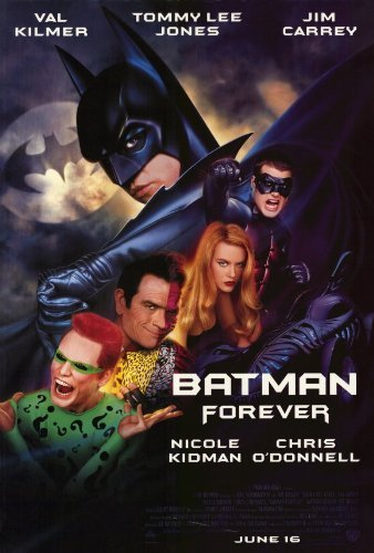 Art Batman Jim Lee (Batman Forever POSTER Movie (27 x 40 Inches - 69cm x 102cm) (1995))