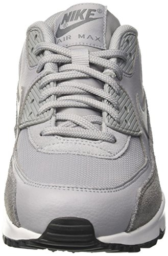Gris Grey Gris Femme Nike de Grey Air Max Chaussures Wolf 90 anthracite Gymnastique Cool white 880Y7