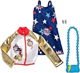 Barbie DC Comics Wonder Woman Fashion Pack