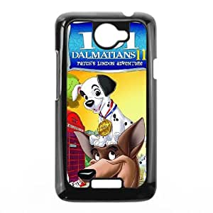 HTC One X Phone Case Covers Black 101 Dalmatians Animated OSU The Dairy Phone Cases