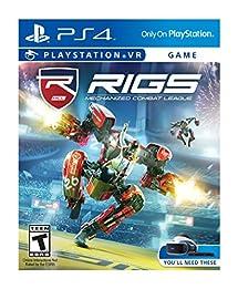 RIGS Mechanized Combat League - PlayStation VR