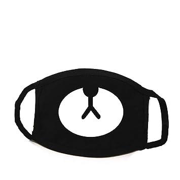 maschera kawaii bocca
