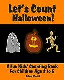 Let's Count Halloween, Alina Niemi, 1937371050